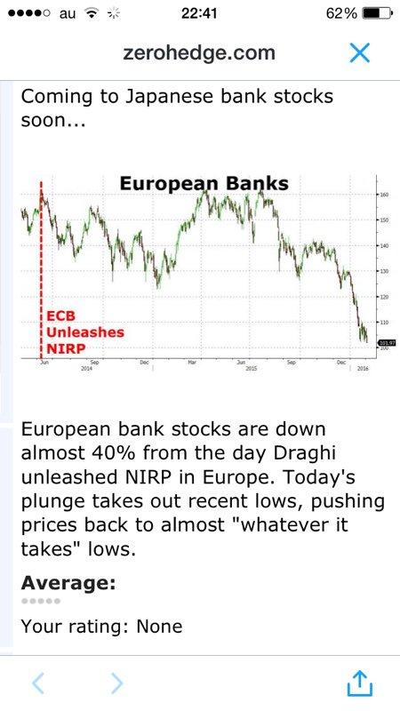 日本の銀行も、ヨーロッパを追う