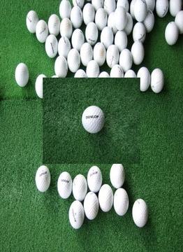 ボール縮小