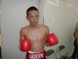 ボクシング 朴クン