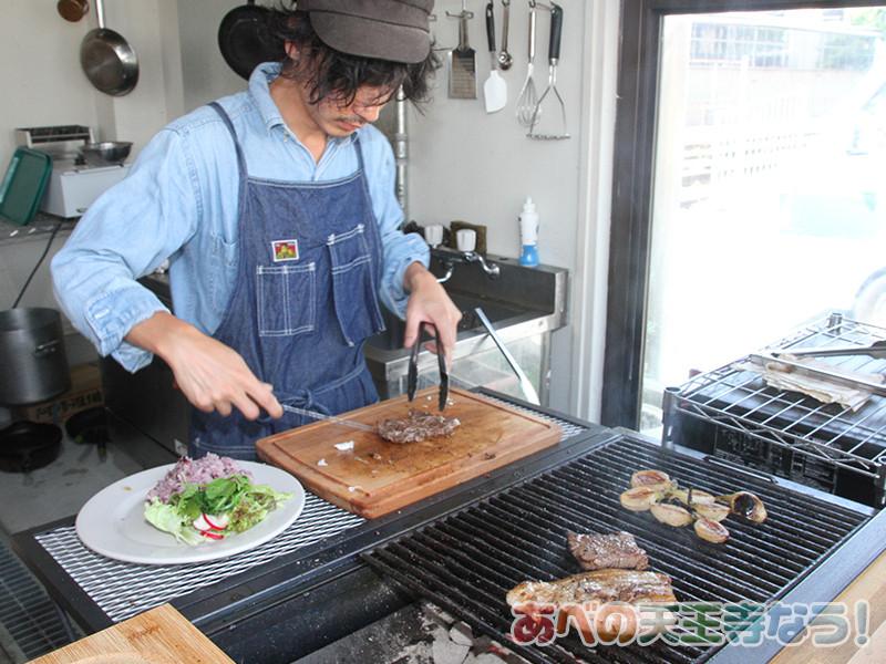 Ikedaya BBQ style