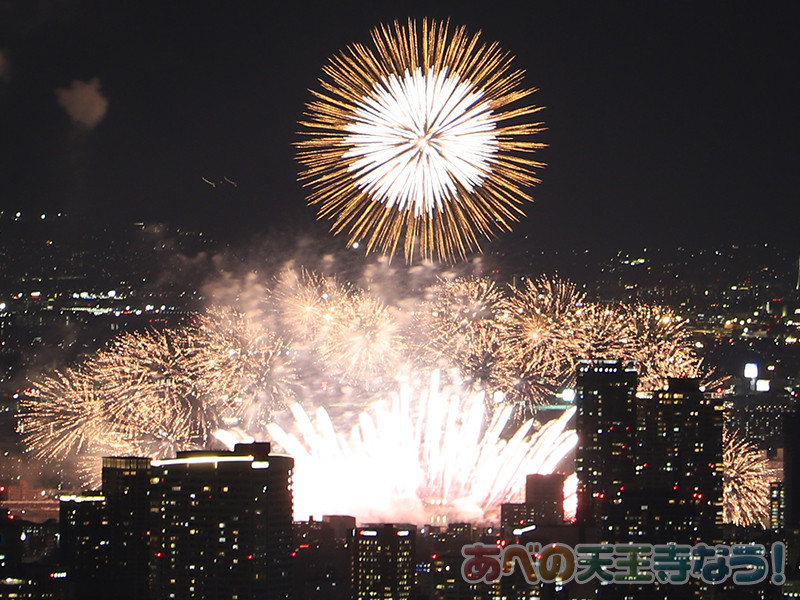 第30回記念大会 なにわ淀川花火大会