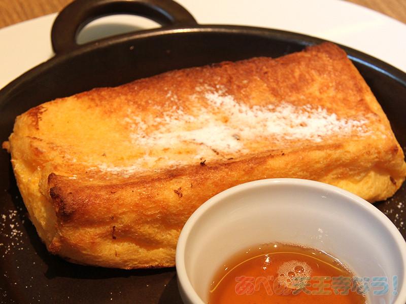 黄金フレンチトースト