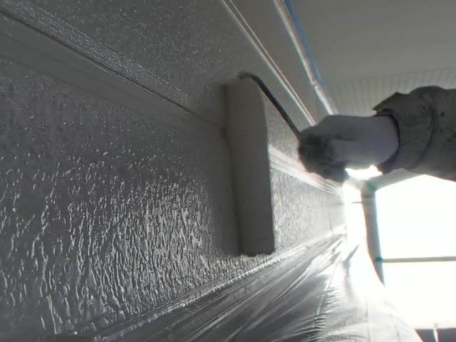 外壁塗装 ローラー
