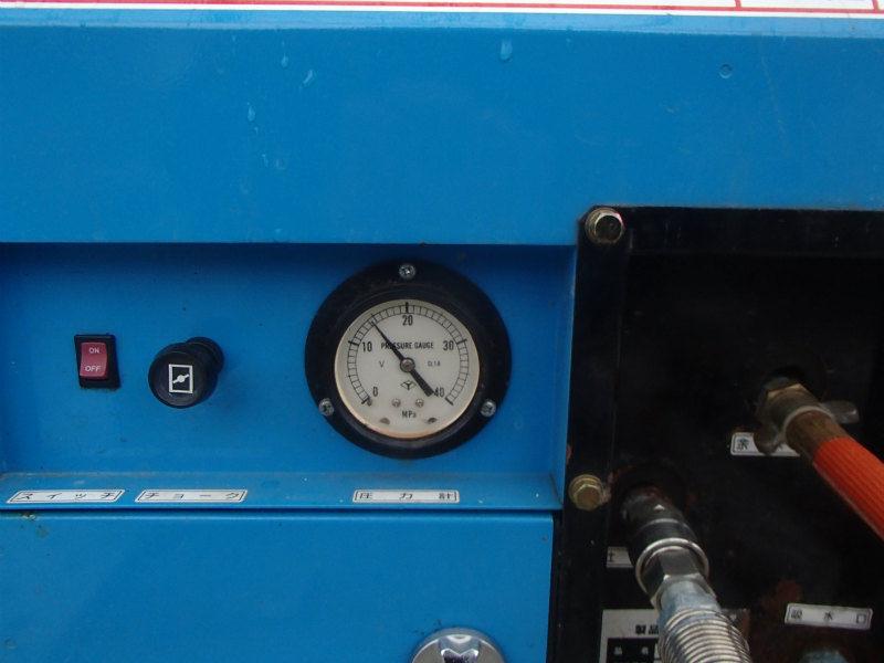 防音型 高圧洗浄機 圧
