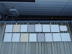 塗り板(サイディングボード)