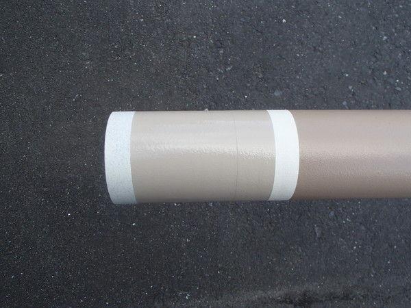 弱溶剤2液形フッ素樹脂塗料