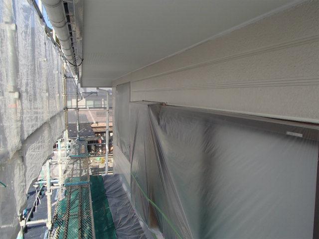 外壁塗装 養生 マスカー ビニール