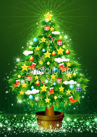 クリスマスツリー0675ce59