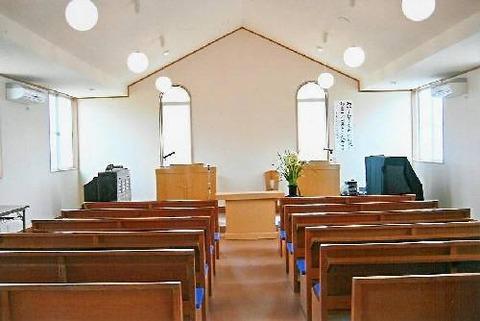我孫子教会