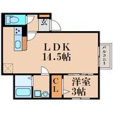 仮)D−room下阪本4丁目_201