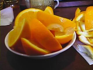 さらにオレンジ