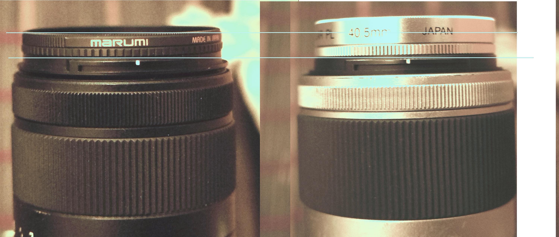 PL Filterの差