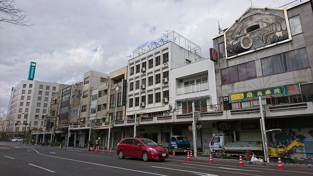 再開発で消えるレトロ商店街、柳ケ瀬の「高島屋南地区」に行ってきた ...