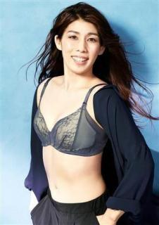 吉田沙保里 人生初の下着モデル挑戦語る「1度きりの人生だし」