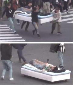 渋谷スクランブル交差点で迷惑行為をするYoutuberが相次いで発覚