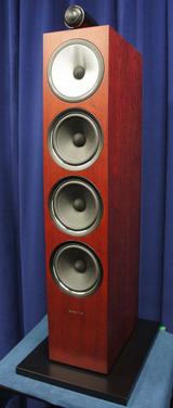 B&W、「702S2」 フロア型 スピーカー 展示・体験試聴中!
