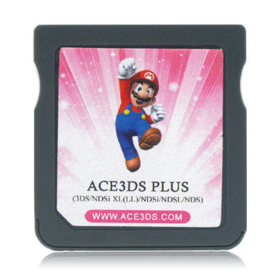 ACE3DS PLUS