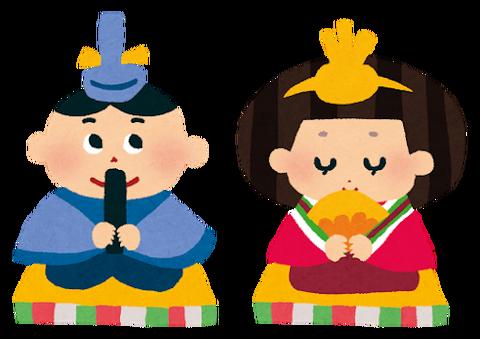 大坂なおみを模したひな祭り人形の顔、白塗りになってしまうwwwwwww(※画像あり)