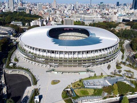 【画像】 完成した新国立競技場1500億円がこれwwwwwwwwwwwwwwwwwwwww