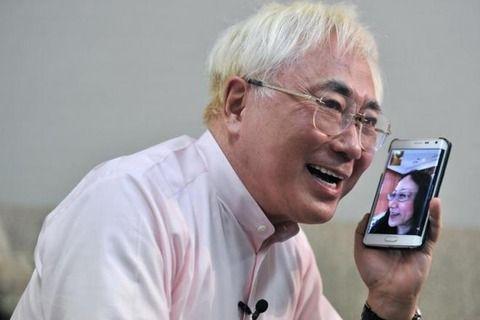 高須克弥院長、彼女の西原理恵子に整形させない理由wwwwww(画像あり)