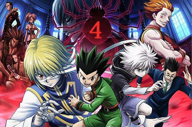 【衝撃】漫画「ハンター×ハンター」休載決定! 再開は未定 / 2016年7月4日発売のジャンプが最後