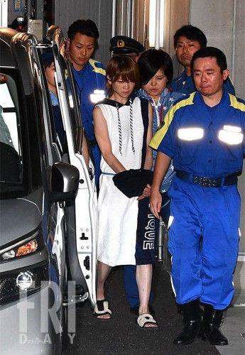 吉澤ひとみさん、芸能界史上最悪の犯罪者になってしまう