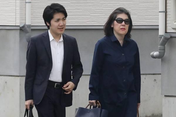 小室圭の母親メンタル強すぎてヤバイと話題に…天皇陛下へ謁見要求「秋篠宮両殿下では埒が明かない」