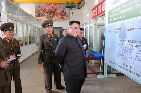 【戦争秒読み】北朝鮮ミサイル発射、金正恩が衝撃発言・・・(画像あり)