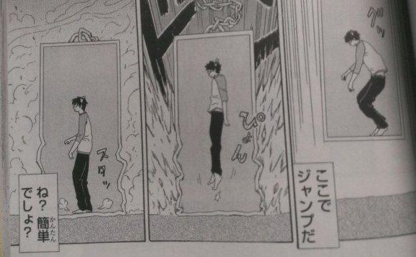 彡(゚)(゚)「あかんエレベーター落下しとる・・・せや!」