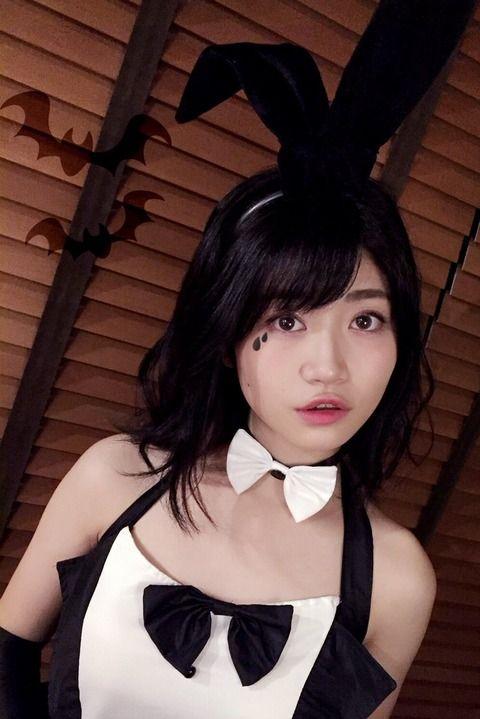 美人東大生のハロウィンコスプレキタ━━━━(゚∀゚)━━━━!!