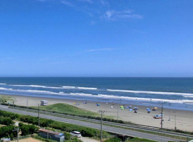 【悲報】千葉の砂浜 今世紀末に九十九里浜を含む90%が消失のおそれ