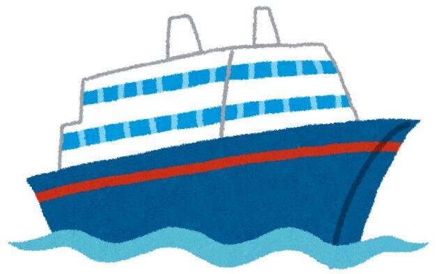 博多に来たクルーズ船の中国人4人が失踪