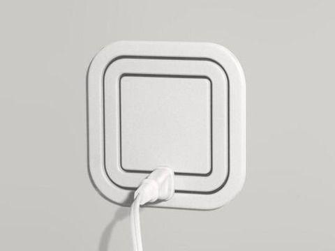 【画像】好きな位置にコンセントを挿せるこの電源タップのデザインが話題に!危ないのでは?という意見も