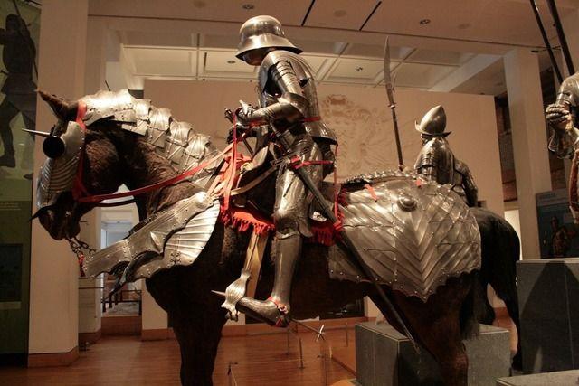 【画像あり】世界の鎧の歴史