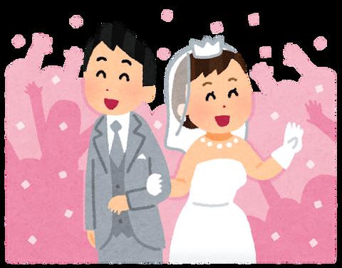 【うーん…】婚姻率低下の理由が経済的面って言うけどさ、興味なかったらすぐ縁切るっていうのが大きい気がする