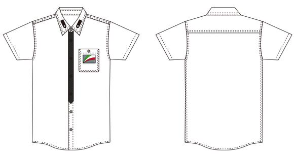 【絵型】アンツィオ制服+