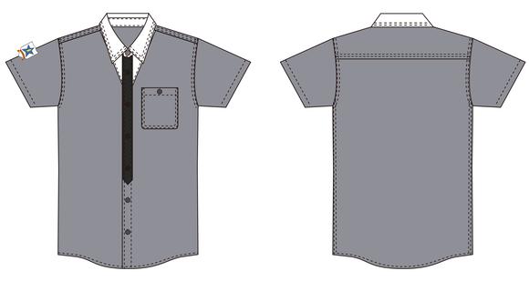 【絵型】サンダース制服+