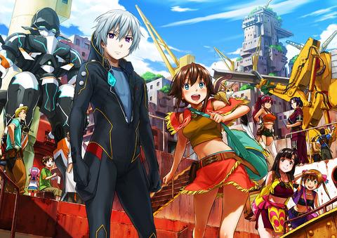 一般人「2013年最高のアニメは進撃の巨人」ニワカ「物語2ndシーズン」俺「翠星のガルガンティア」