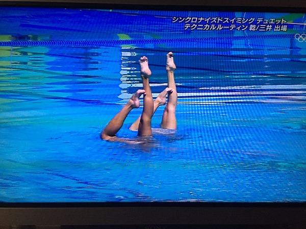 2016世界水泳デュエット