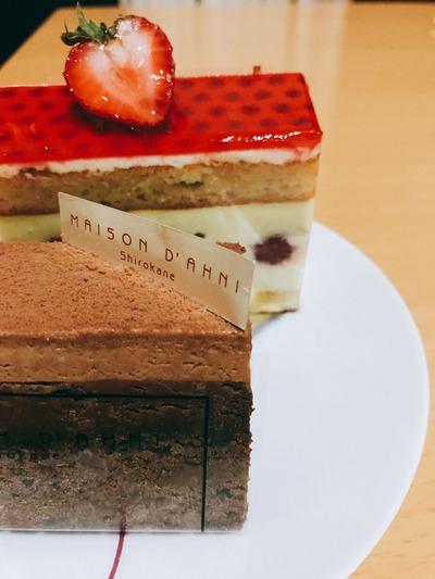 DDケーキ