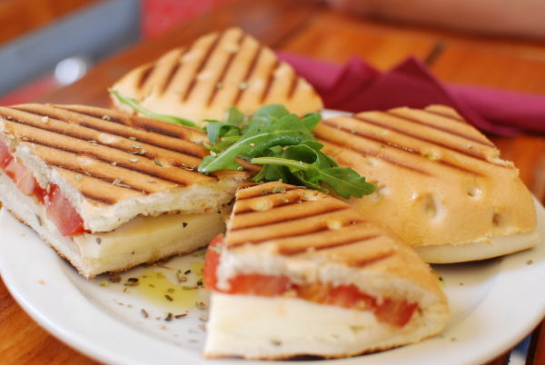 venezia昼食
