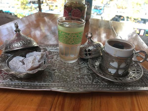 ユスキュダルトルココーヒー