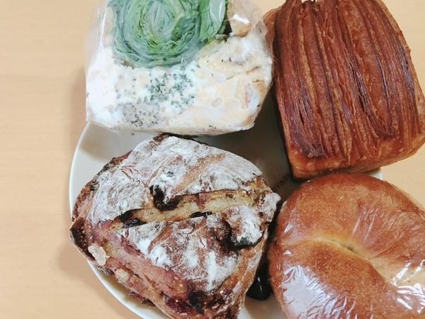 代々木のパン