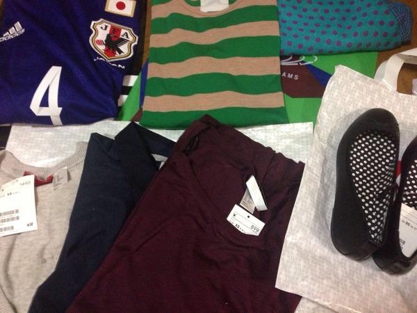 2014年お買い物
