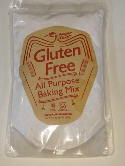 グルテンフリーパン粉