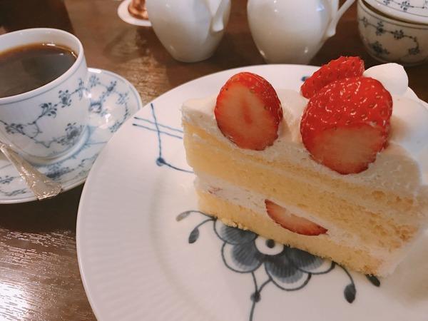 椿屋ケーキ