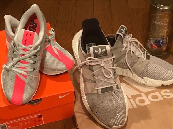 マラソン靴イスタンブール