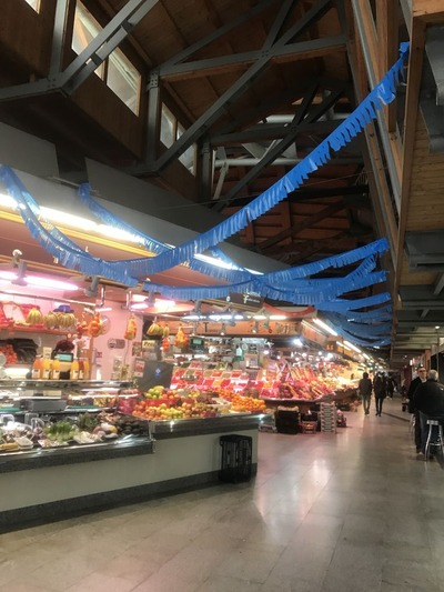 サンタカタリーナ市場