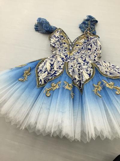 2016バレエ衣装