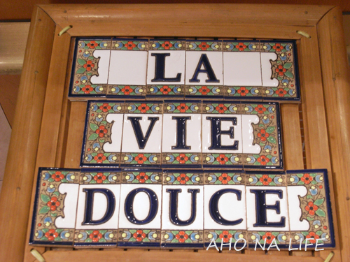 LA VIE DOUCE01